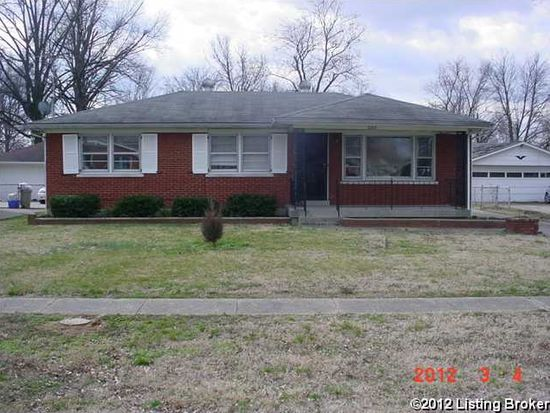 2322 Ecton Ln, Shively, KY 40216