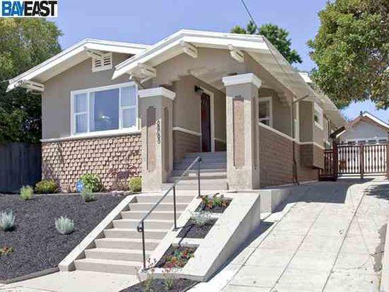 2463 Mavis St, Oakland, CA 94601
