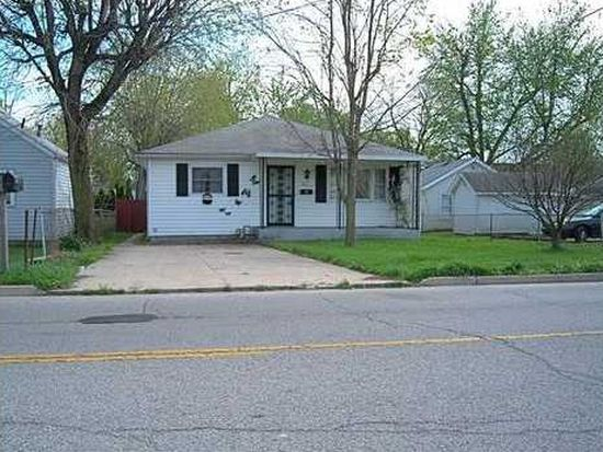 2011 W 25th St, Anderson, IN 46016