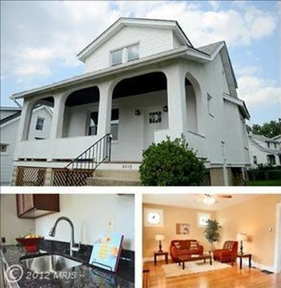 2808 White Ave, Baltimore, MD 21214