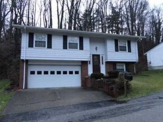 838 Overbrook Rd, Charleston, WV 25314