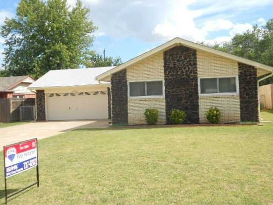 4756 Princess Ln, Del City, OK 73115
