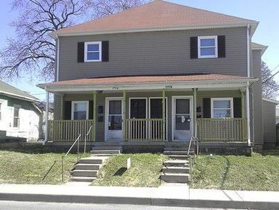 1714 1/2 Jackson St, Anderson, IN 46016