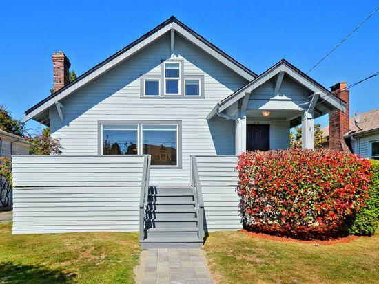 818 NE 58th St, Seattle, WA 98105