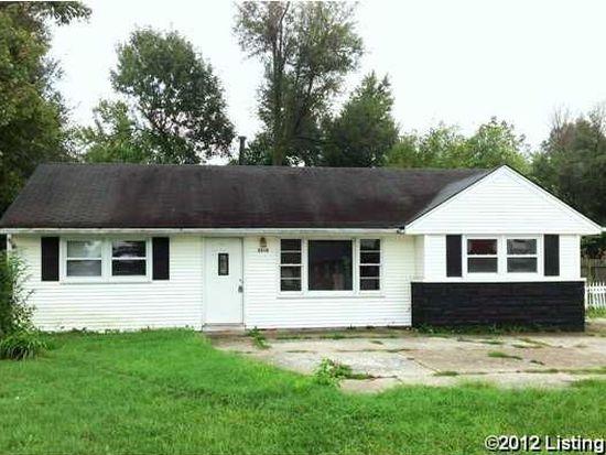 5510 Johnsontown Rd, Louisville, KY 40272