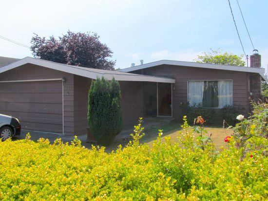 1244 Vernon St, Eureka, CA 95501
