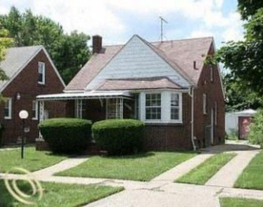 10007 Marlowe St, Detroit, MI 48227