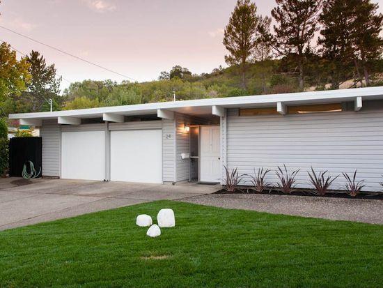 24 Cabrillo Ct, San Rafael, CA 94903