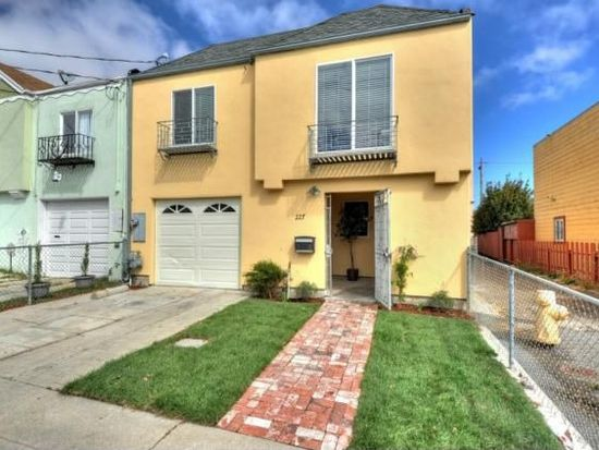 227 Village Way, South San Francisco, CA 94080