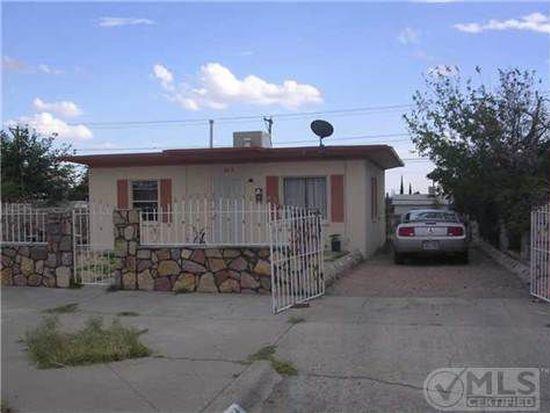 3304 Hamilton Ave, El Paso, TX 79930