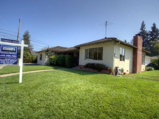 1745 Pilgrim Ave, Mountain View, CA 94040
