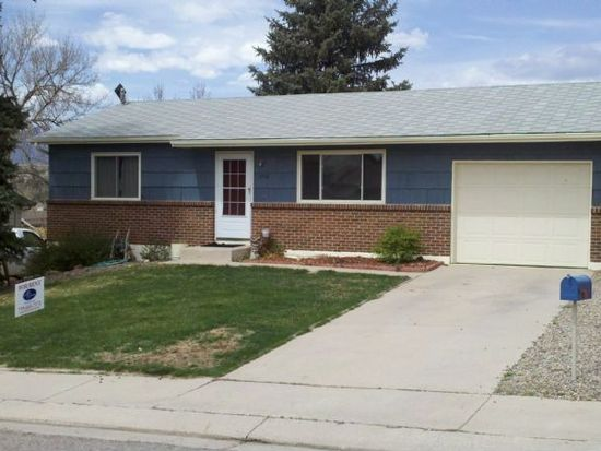 5228 Tomah Cir, Colorado Springs, CO 80918