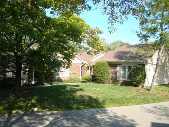 5329 Thicket Hill Ln, Indianapolis, IN 46226