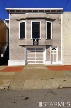 3720 Rivera St, San Francisco, CA 94116