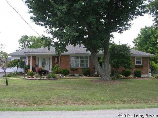 3302 Pioneer Trl, Shepherdsville, KY 40165