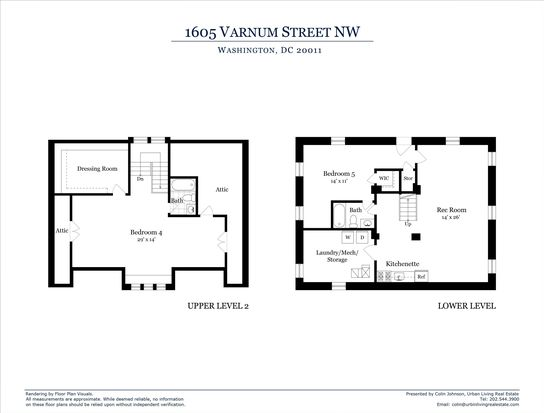 1605 Varnum St NW, Washington, DC 20011
