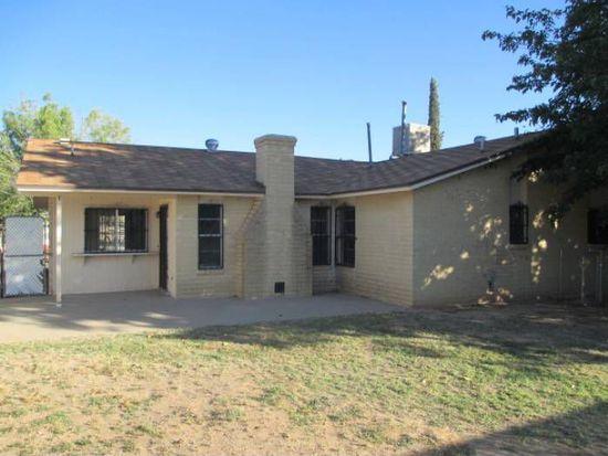 2917 Gaston Dr, El Paso, TX 79935