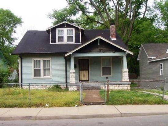 1012 Lischey Ave, Nashville, TN 37207