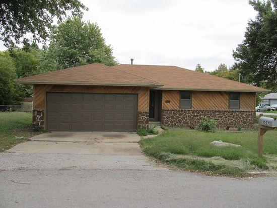4559 W La Siesta St, Springfield, MO 65802