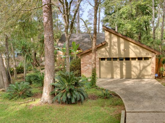75 Woodhaven Wood Dr, The Woodlands, TX 77380