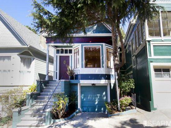 24 Delmar St, San Francisco, CA 94117