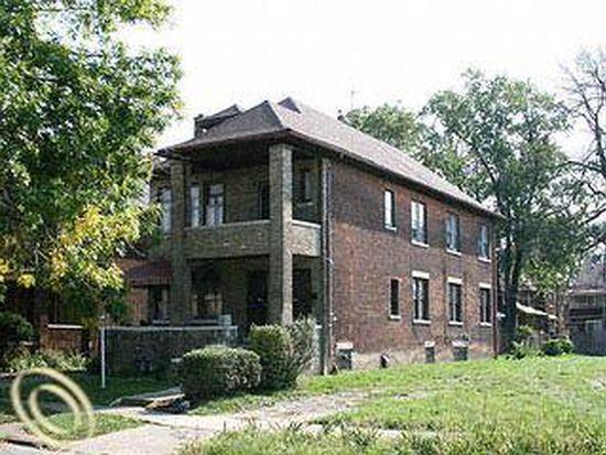 2497 W Euclid St, Detroit, MI 48206