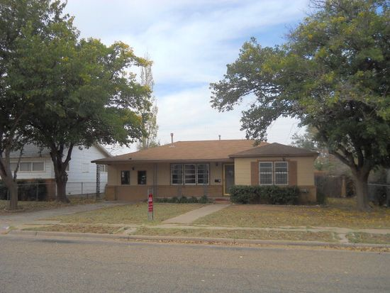 2616 45th St, Lubbock, TX 79413
