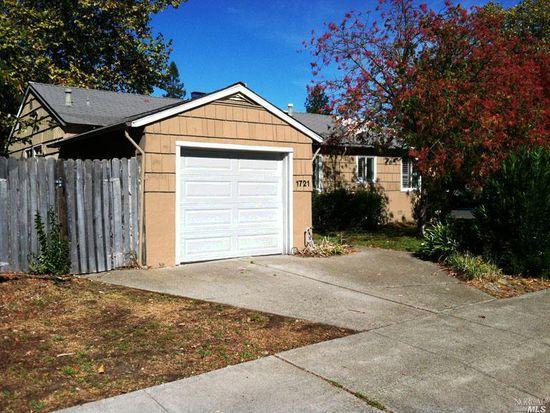 1721 Sonoma Ave, Santa Rosa, CA 95405