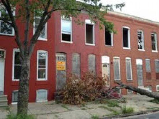 1626 Holbrook St, Baltimore, MD 21202