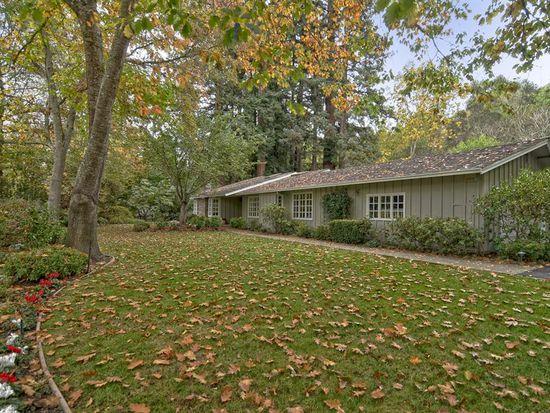 360 Grove Dr, Portola Valley, CA 94028