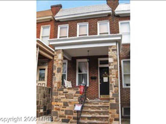 1613 Webster St, Baltimore, MD 21230