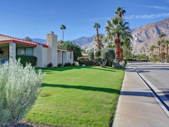 1147 S La Verne Way, Palm Springs, CA 92264