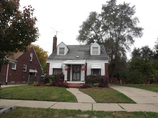 19331 Prevost St, Detroit, MI 48235