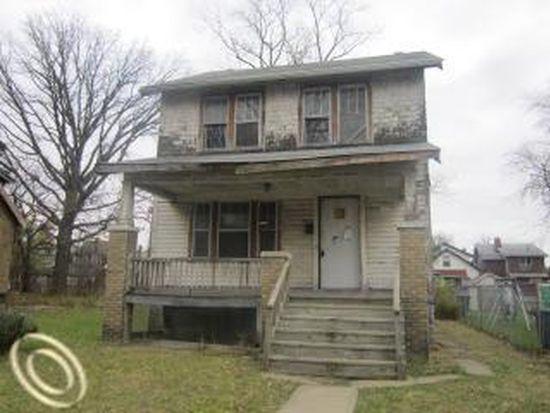 8826 Burnette St, Detroit, MI 48204