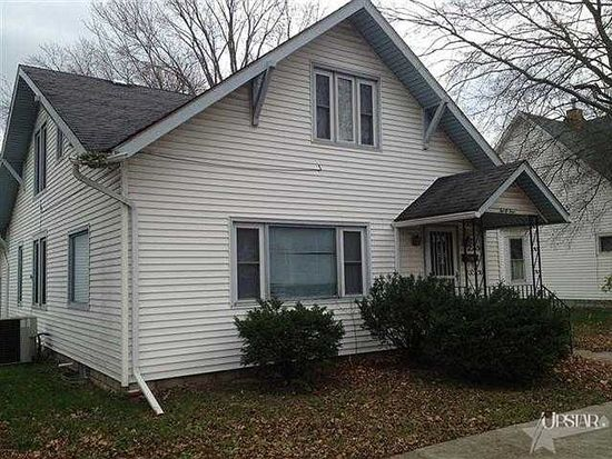 204 N Maple St, South Whitley, IN 46787