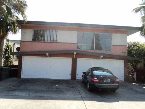 6001 Monadnock Way, Oakland, CA 94605