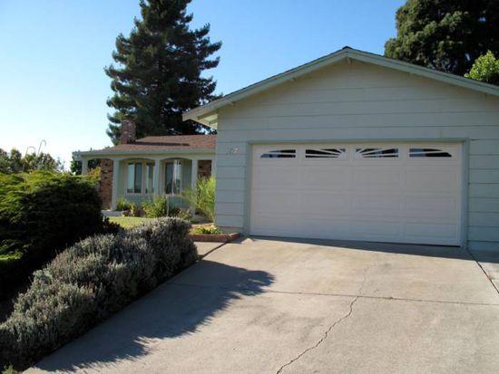 107 Parkview Ter, Vallejo, CA 94589