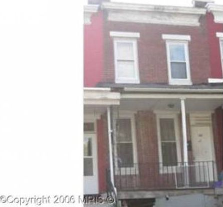 2321 Sidney Ave, Baltimore, MD 21230