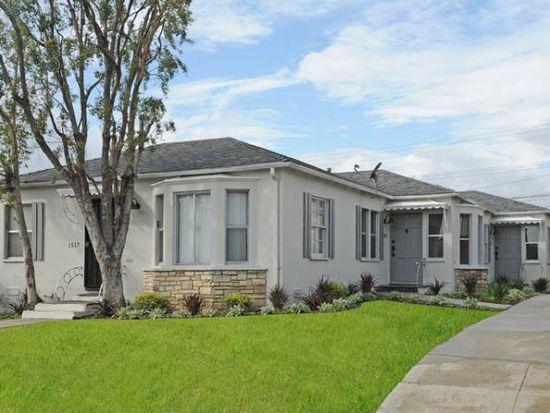 1513 Hauser Blvd, Los Angeles, CA 90019