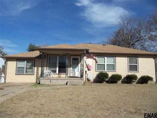 1502 Ritchie Ave, Enid, OK 73703