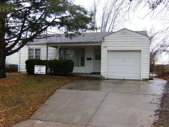 3807 Grail St, Wichita, KS 67218