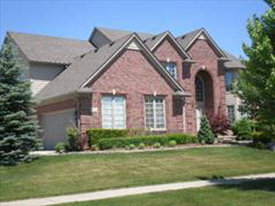13305 Swan Ln, Shelby Township, MI 48315