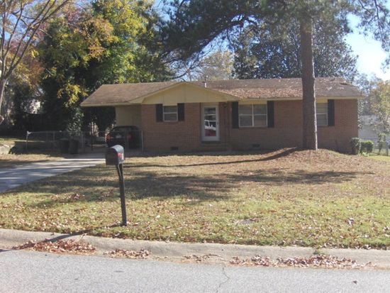 1518 Donald Dr, Columbus, GA 31907