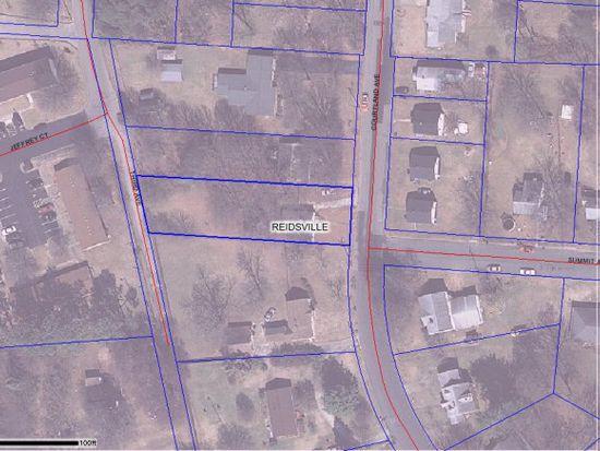 1701 Courtland Ave, Reidsville, NC 27320
