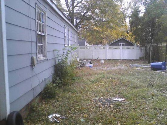 606 S Fayetteville Ave, Dunn, NC 28334