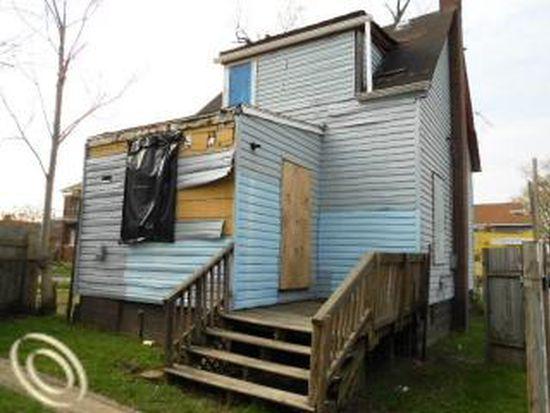 2528 Woodmere St, Detroit, MI 48209