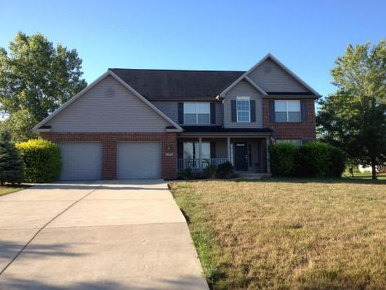 2301 Flowering Crab Dr W, Lafayette, IN 47905