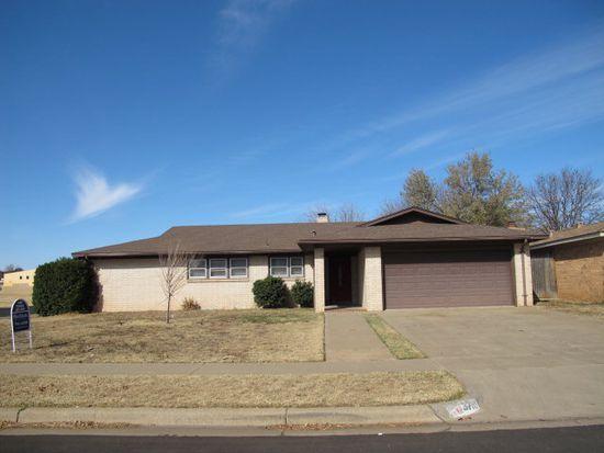 3710 69th Dr, Lubbock, TX 79413