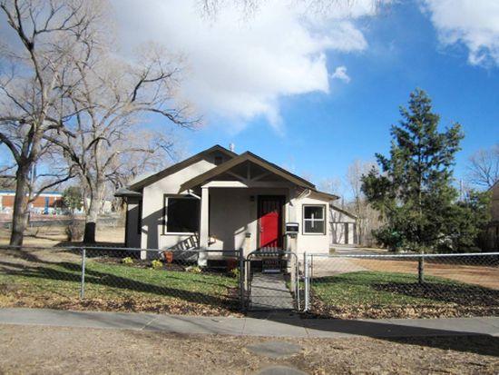 705 S Institute St, Colorado Springs, CO 80903