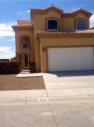 11587 Saint Thomas Way, El Paso, TX 79936